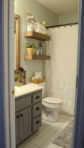 bathroom diy ideas.  Bathroom Scaled To Wood DIY Bathroom Shelf Ideas Throughout Diy P