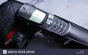 Classic design phone Nokia 8910 Stock ...