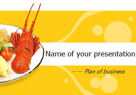Free Food Powerpoint Templates 10 Food Templates Free Download Images Free Food Menu