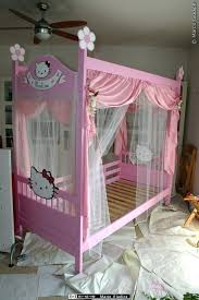 Adorable Bunk Bed Canopy With Best 25 Ikea Canopy Bed Ideas On ...