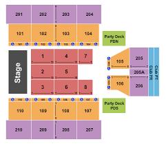 Menominee Nation Arena Seating Chart Oshkosh