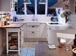 Small Picture Stunning Ikea Small Kitchen Design With Gorgeous Kitchen