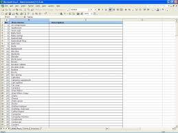 Excel Formats For Inventory Management Pulpedagogen Spreadsheet