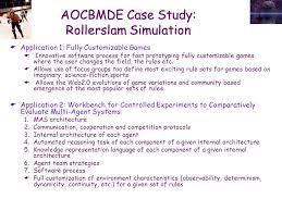 ontologies reasoning components agents simulations rarcs esoa mda  2 aocbmde