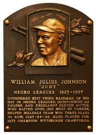 Johnson, Judy | Baseball Hall of Fame