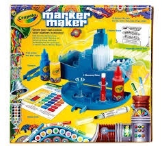 Make Your Own Markers With The Crayola Marker Maker Crayola Com Crayola