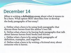 what is a hero definition essay  what is a hero definition essay