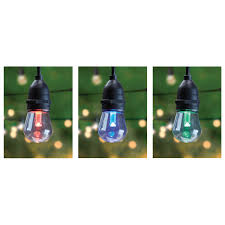 Outdoor Color Changing Led Lights 30 Foot Color Changing Led String Lights Electric Light Pink