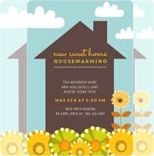Housewarming Invitations Templates Beauteous Housewarming Card Template Baycabling