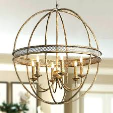 chandeliers sphere shaped chandelier medium size of chandeliers orb light crystal