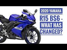 2020 yamaha r15 bs6 walkaround