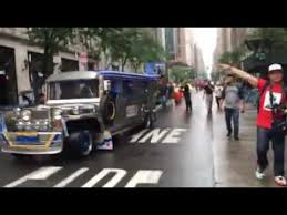 jeep parades at new york you