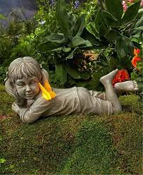 garden solar decorations statues collection on conceptlarge