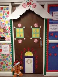 office christmas door decorating ideas. Ideas Image Room Clipgoo S Christmas Door Decorating Contest Gingerbread House For Office A