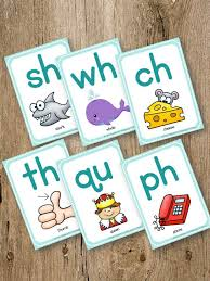 Free Ending Blends Chart Free Digraph Cards And Dice Playdough To Plato