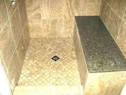 building a custom shower pan tile pans s