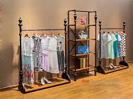 Free Standing Clothing Display