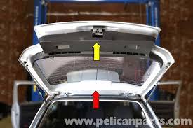 Vw Gti Brake Light Replacement Volkswagen Golf Gti Mk Iv Third Brake Light Replacement