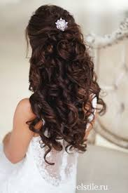 Wedding Hairstyles Down 46 Stunning 24 Best Ou Hairstyles Images On Pinterest Hairdos Curls And