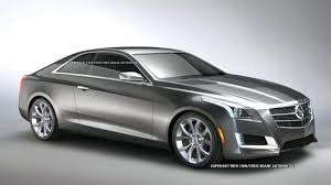 2 Door Cadillac Renderings Of What The New Might Look Like If A ...