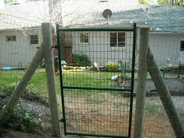 wire fence gate. Placerville Gate Wire Fence -