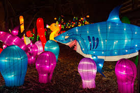Dragon Lights Columbus Oh Dragon Lights Columbus 2018 In Midwest Dates Map