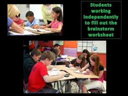th grade narrative writing lesson plan