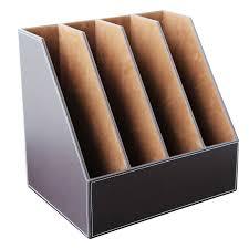 perfect desk file holder mesh organizer 4 slot literature file holder for desk