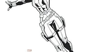 Captain America Winter Soldier Coloring Pages The Review With