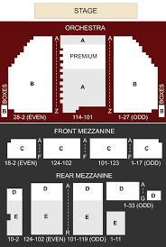 Broadway New York Seating Chart Broadway Theater New York Ny Seating Chart Stage New