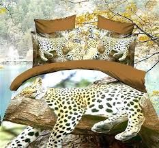 leopard print comforter set leopard bedroom sets leopard bedding set see larger image animal print bedding