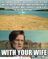 so funny on Pinterest   Doctor Who Meme, Doctor Who and Doctor Who ... via Relatably.com