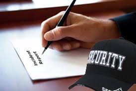 Seven Steps To Write Effective Security Guard Incident
