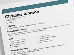 7 Resume Builder Recommended Writing Resume Sample