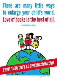 Reading Quotes For Kids Printable Poster Gorgeous Reading Quotes For Kids