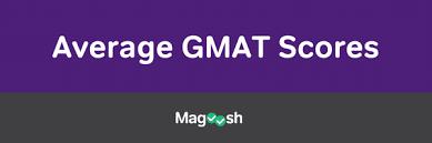 Average Gmat Scores