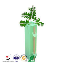 corflute plants guard corrugated plastic tree guards