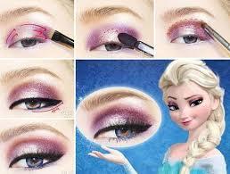 14 easy elsa inspired makeup looks all frozen fans will totally obsess over
