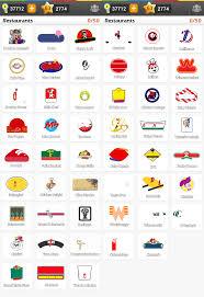 restaurant logos quiz answers level 17. Fine Level On Restaurant Logos Quiz Answers Level 17 A