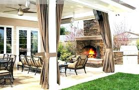 medium size of plastic porch curtains outdoor patio screens ds curtain ideas screened home improvement