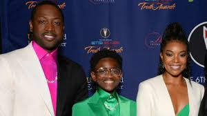 Gabrielle Union, Dwyane Wade Celebrate Trans Daughter Zaya's Carpet Debut |  iHeartRadio