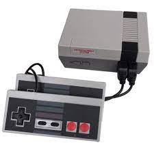 Bộ Máy Chơi Game Cổ Điển 600 Trò Kèm 2 Điều Khiển Cho Nintendo Nes