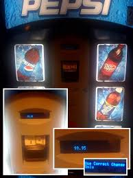 Vending Machine Codes Pepsi Interesting Hacking A Pepsi Machine Price Of Gold In Inr