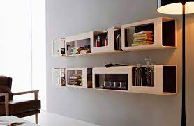 wall mounted bookcase cyber flai