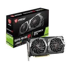 MSI GeForce GTX 1650 GAMING X 4G 4GB GDDR5 128 Bit DX12 NVidia Ekran Kartı  - Vatan Bilgisayar