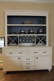 custom built buffet w hutch wine rack china cabinet built in kitchen buffet storage cabinet
