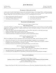 Marketing Intern Resume New Marketing Intern Resume Resume Badak
