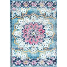 this review is from vintage fl kiyoko turquoise 8 ft x 10 ft area rug