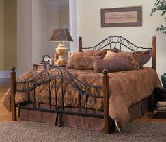 metal bedroom sets. amazon.com: hillsdale furniture 1010bqr madison bed set with rails, queen, textured black: kitchen \u0026 dining metal bedroom sets