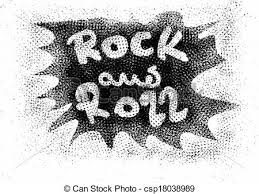 Word Backgrounds Rock And Roll Music Word Backgrounds And Texture